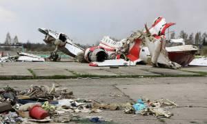 Συγκλονιστική αποκάλυψη: Το προεδρικό αεροσκάφος του Κατσίνσκι «έσπασε σε κομμάτια στον αέρα»