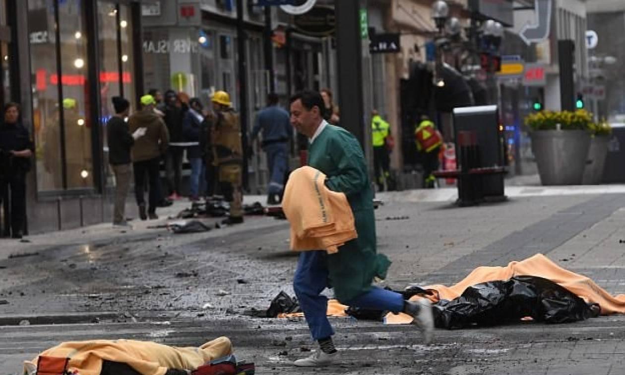 Επίθεση Στοκχόλμη: Ένας μετανάστης «εξουδετέρωσε» τον τζιχαντιστή - Η συγκλονιστική μαρτυρία γιατρού