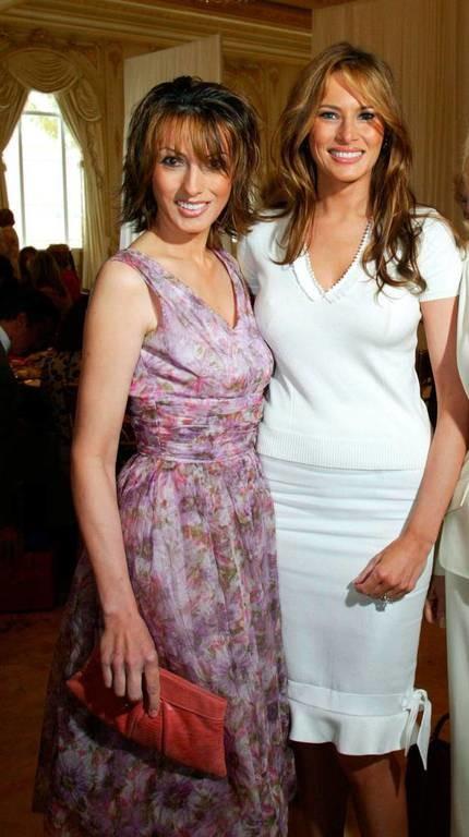 Δείτε την αδερφή της Μελάνια Τραμπ - Έχουν καλές σχέσεις οι δύο κυρίες;