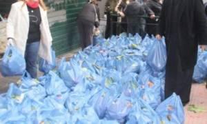 Πάσχα 2017: Το Κέντρο Στήριξης Οικογένειας μοίρασε 16 τόνους τροφίμων