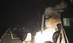 ΗΠΑ: Το 20% των συριακών μαχητικών καταστράφηκε από τα πυραυλικά πλήγματα στη Σαϊράτ