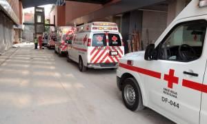 Μεξικό: Έξι νεκροί και 20 τραυματίες από κατάρρευση πάρκινγκ