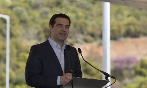 Εγκαινιάζει το νέο οδικό άξονα Κορίνθου - Πατρών ο Αλέξης Τσίπρας