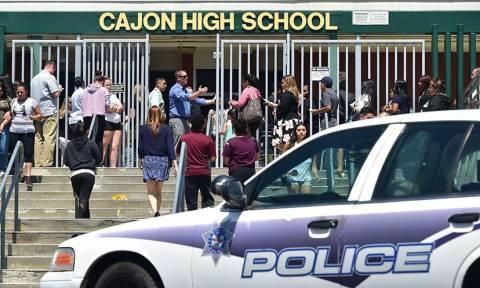 Τραγωδία σε δημοτικό σχολείο στην Καλιφόρνια: Ένοπλος εισέβαλε σε σχολική αίθουσα και άνοιξε πυρ
