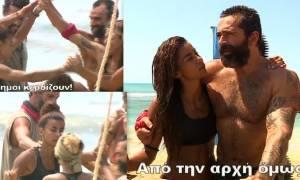 Survivor: Το έπαθλο στους «Διάσημους» - Πώς αντέδρασε η ομάδα όταν κέρδισε η Ειρήνη Παπαδοπούλου