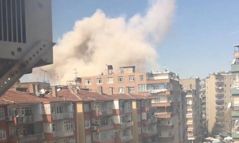 Ισχυρή έκρηξη στην Τουρκία (Pics+Vids)