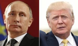«Χείρα» φιλίας τείνει ο Πούτιν στον Ντόναλντ Τραμπ