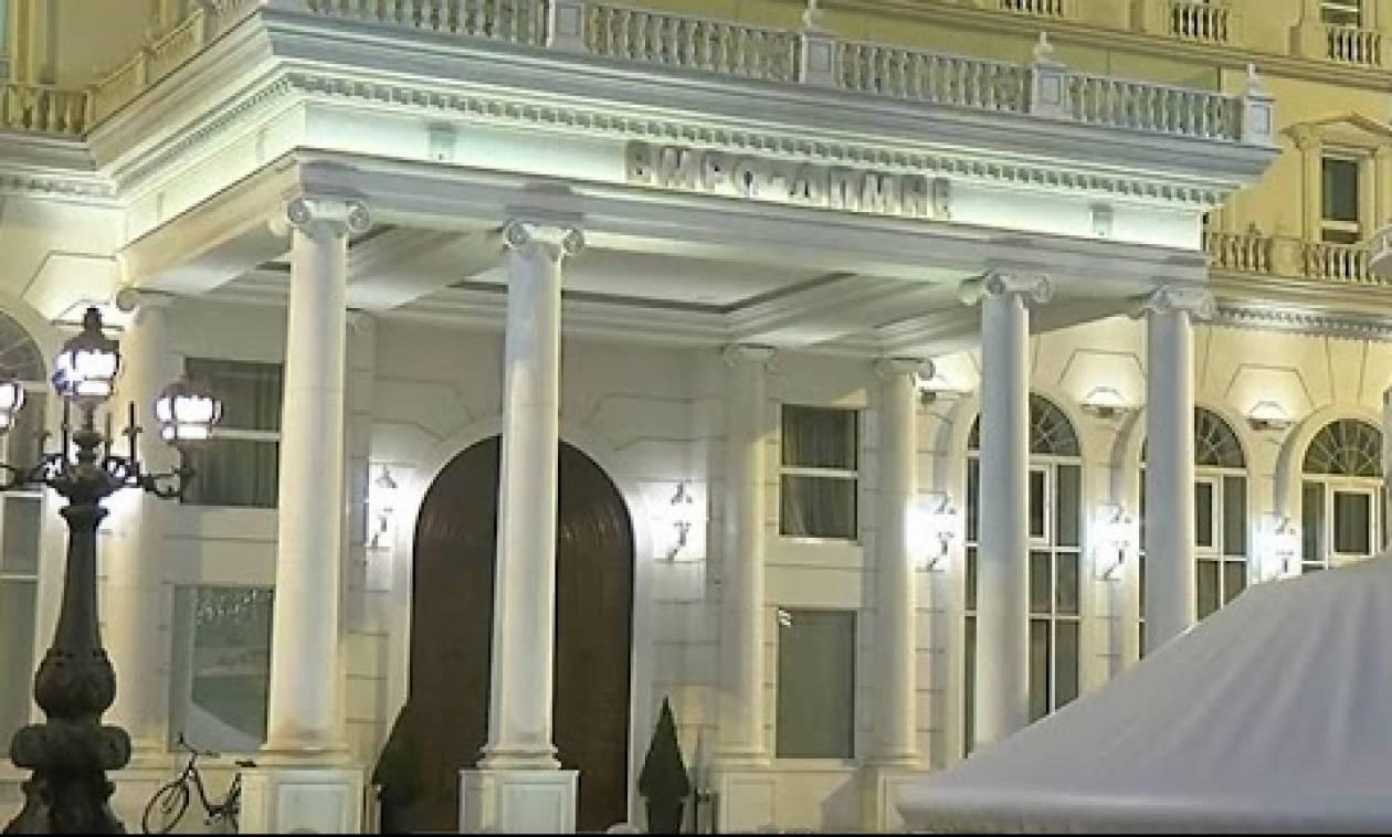 Το κόμμα του Γκρούεφσκι έκοψε... από το όνομα της αντιπολίτευσης τον όρο «Μακεδονία»