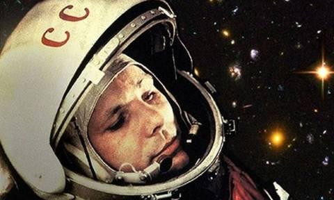 Σαν σήμερα το 1961 ο Γιούρι Γκαγκάριν γίνεται ο πρώτος άνθρωπος που μπαίνει σε τροχιά γύρω από τη Γη