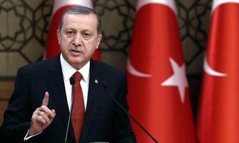Ερντογάν κατά Δύσης: Θα δώσουμε ένα πολύ σκληρό μάθημα σε όσους μας κουνούν το δάχτυλο
