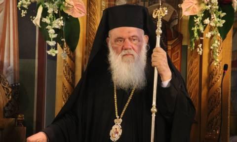 Πάσχα 2017: Το μήνυμα του Αρχιεπισκόπου Ιερώνυμου