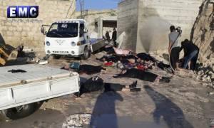 ΗΠΑ: Δεν υπάρχουν αποδείξεις για «κατασκευασμένη» επίθεση με χημικά στη Συρία