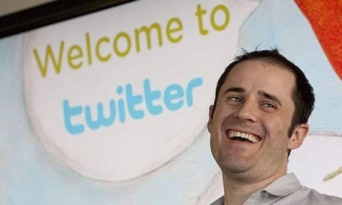Ποιος είναι ο Έβαν Ουίλιαμς και γιατί μπορεί να κάνει… άνω κάτω το twitter;