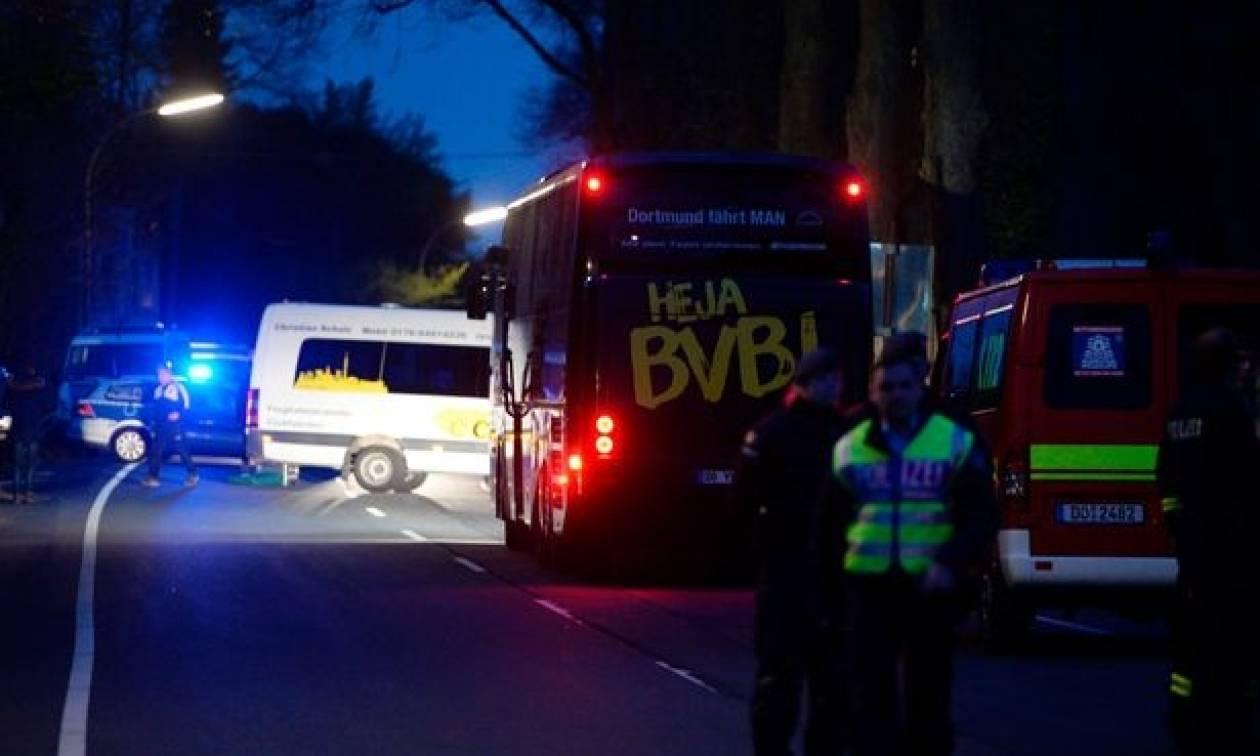 Επίθεση Ντόρτμουντ: Οι αρχές τονίζουν πως τα κίνητρα της επίθεσης δεν είναι ακόμη σαφή