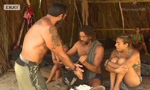 Survivor: Στα όρια του ο Βο! Αρπάχτηκε άσχημα με την Παπαδοπούλου