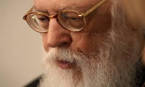 Επίτιμος δημότης Λάρισας ο αρχιεπίσκοπος Αλβανίας Αναστάσιος