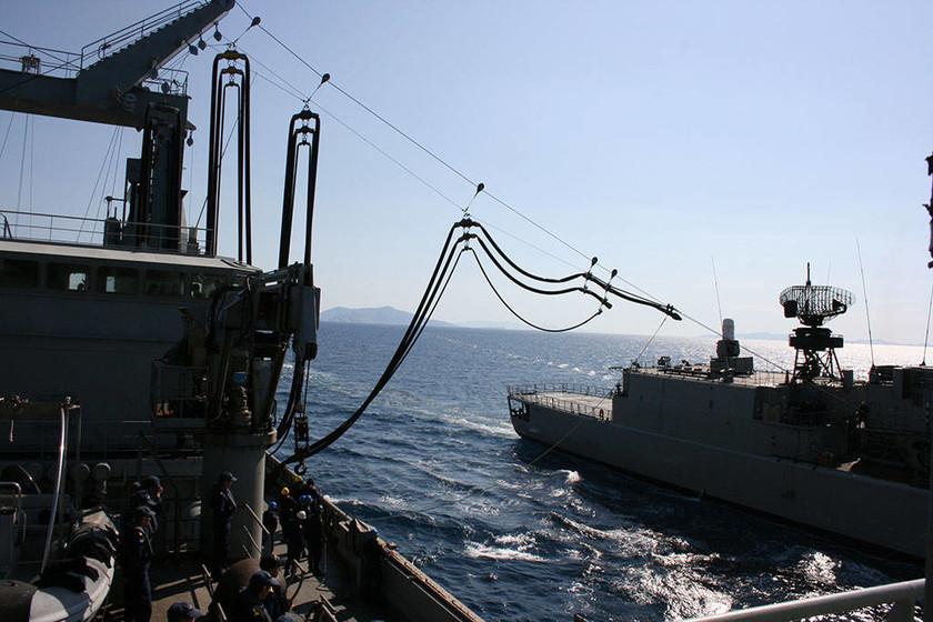Πολεμικό Ναυτικό: Εκπαιδευτικός Πλους Σχολής Ναυτικών Δοκίμων (pics)