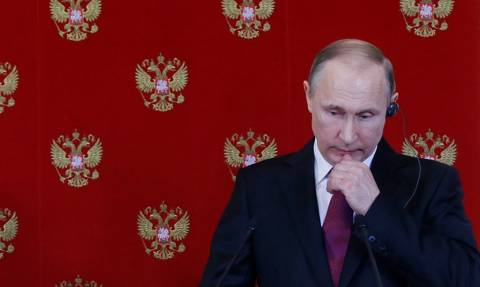 Δυσαρέσκεια Πούτιν για τις σχέσεις με τις ΗΠΑ
