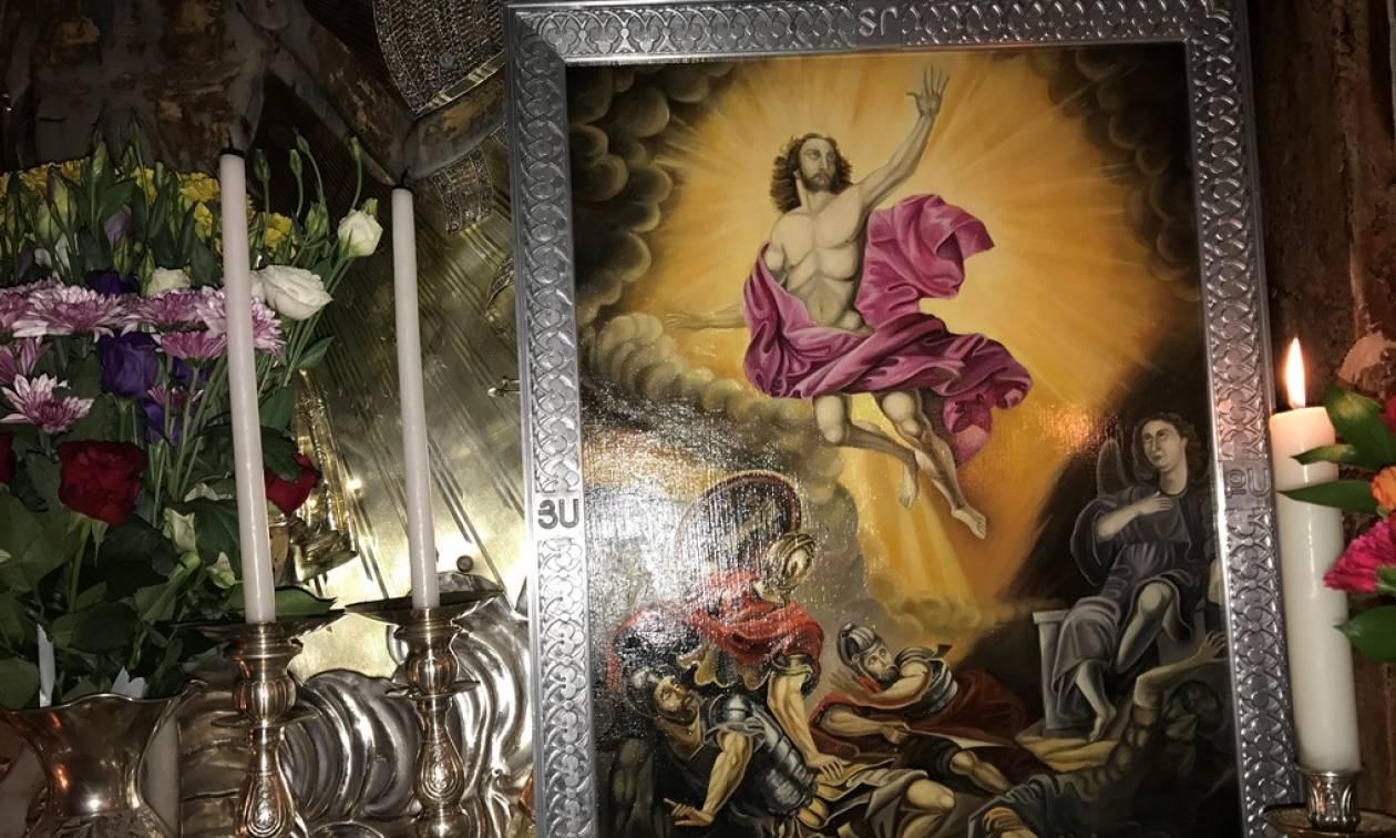 Πάσχα 2017 - Στους Τόπους των Παθών του Ιησού