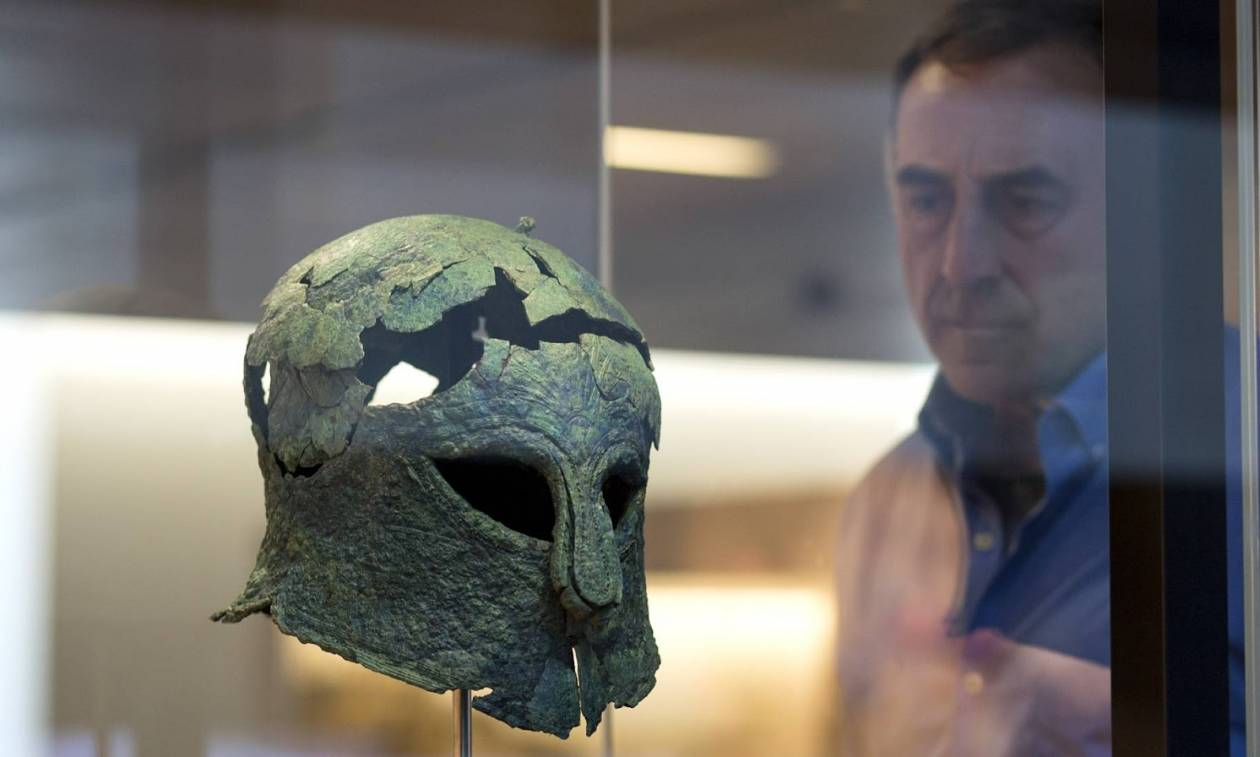 Το άλυτο αίνιγμα του αρχαίου Έλληνα οπλίτη ο τάφος του οποίου ανακαλύφθηκε στην Ισπανία (Pics)