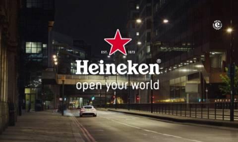 H Heineken σε συμβουλεύει: Αυτό το Πάσχα όταν οδηγείς, μην πίνεις