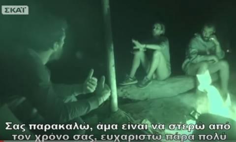 Survivor: Το επεισόδιο που τροφοδότησε τα σενάρια αποχώρησης της Παπαδοπούλου (video)