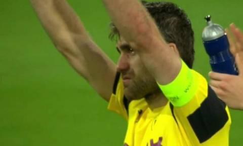 Champions League - Απίστευτο ξέσπασμα Παπασταθόπουλου: «Νιώθω σαν ζώο…»