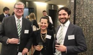Ομοσπονδιακός δικαστής της Αυστραλίας μίλησε για την ελληνική φιλοσοφία σε εκδήλωση ομογενών