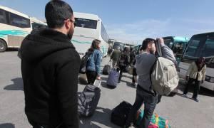 Πάσχα 2017: Με λεωφορεία, τρένα, πλοία και αεροπλάνα εγκαταλείπουν οι Αθηναίοι την πρωτεύουσα