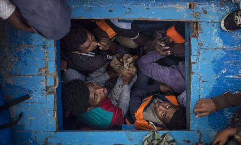 World Press Photo 2017: Στο Άμστερνταμ οι βραβευμένες φωτογραφίες (pics)