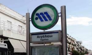 Λήξη συναγερμού τους σταθμούς «Αγία Μαρίνα» και «Αιγάλεω»: Φάρσα το τηλεφώνημα για βόμβα