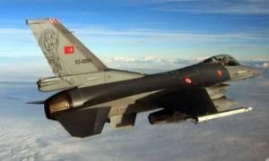 «Φωτιά» στο Αιγαίο: Νέο μπαράζ παραβιάσεων από τουρκικά μαχητικά