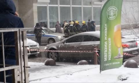 Νέος συναγερμός στη Ρωσία: Έκρηξη στην Αγία Πετρούπολη – Ένας τραυματίας (pics)