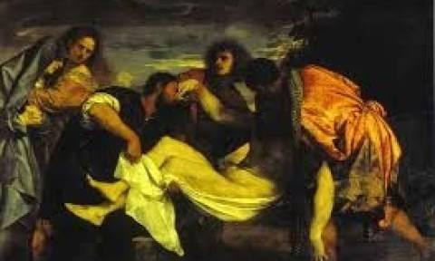 Μεγάλο Σάββατο: Η ταφή του Ιησού- Η θλίψη που στη συνέχεια γίνεται χαρά!