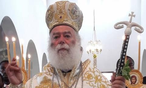 Πάσχα 2017: Πατριάρχης Αλεξανδρείας - Απομακρυνθήκαμε απελπιστικά από το Θεό