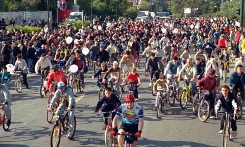 24ος Ποδηλατικός Γύρος Αθήνας: «Άνοιξαν» οι ηλεκτρονικές εγγραφές