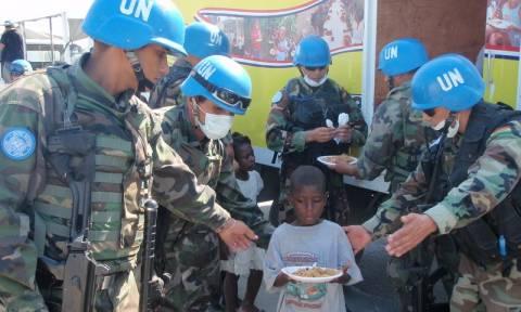 Τέλος οι κυανόκρανοι του ΟΗΕ από την Αϊτή