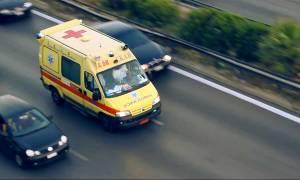 Ιονία Οδός: Το πρώτο τροχαίο ατύχημα στο νέο αυτοκινητόδρομο (pics)