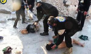 ΗΠΑ: Έγκλημα πολέμου η χημική επίθεση στη Χαν Σεϊχούν – Μόσχα: Ψεύτικα τα στοιχεία