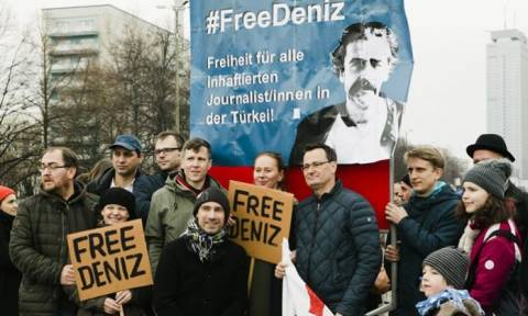Ο Ερντογάν αποκλείει το ενδεχόμενο έκδοσης του δημοσιογράφου της Die Welt