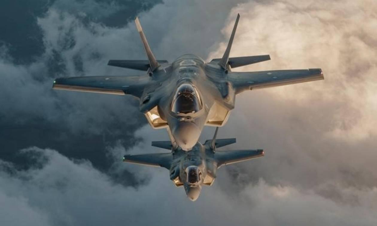 Μαχητικά αεροσκάφη F-35 στέλνουν οι ΗΠΑ στην Ευρώπη