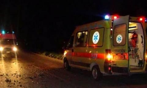 Τραγωδία στην Πατρών - Πύργου: Κοριτσάκι 7 ετών άφησε την τελευταία του πνοή του στην άσφαλτο