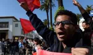 Σφοδρές συγκρούσεις ανάμεσα σε αστυνομικούς και φοιτητές στο Μαρόκο - Δεκάδες τραυματίες