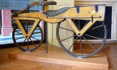 Η εφεύρεση που άλλαξε τον κόσμο: 200 χρόνια από την εφεύρεση του ποδηλάτου (Pics+Vid)