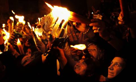 Πάσχα 2017: Πότε φτάνει το Άγιο Φως στην Ελλάδα