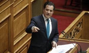 Γεωργιάδης: Η κρίση έχει ονοματεπώνυμο «Αλέξης Τσίπρας»