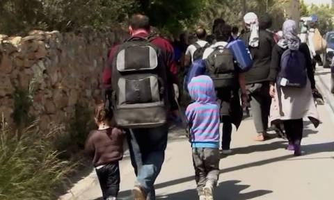 Ανθρωποκυνηγητό στη Χίο για δραπέτη διακινητή προσφύγων