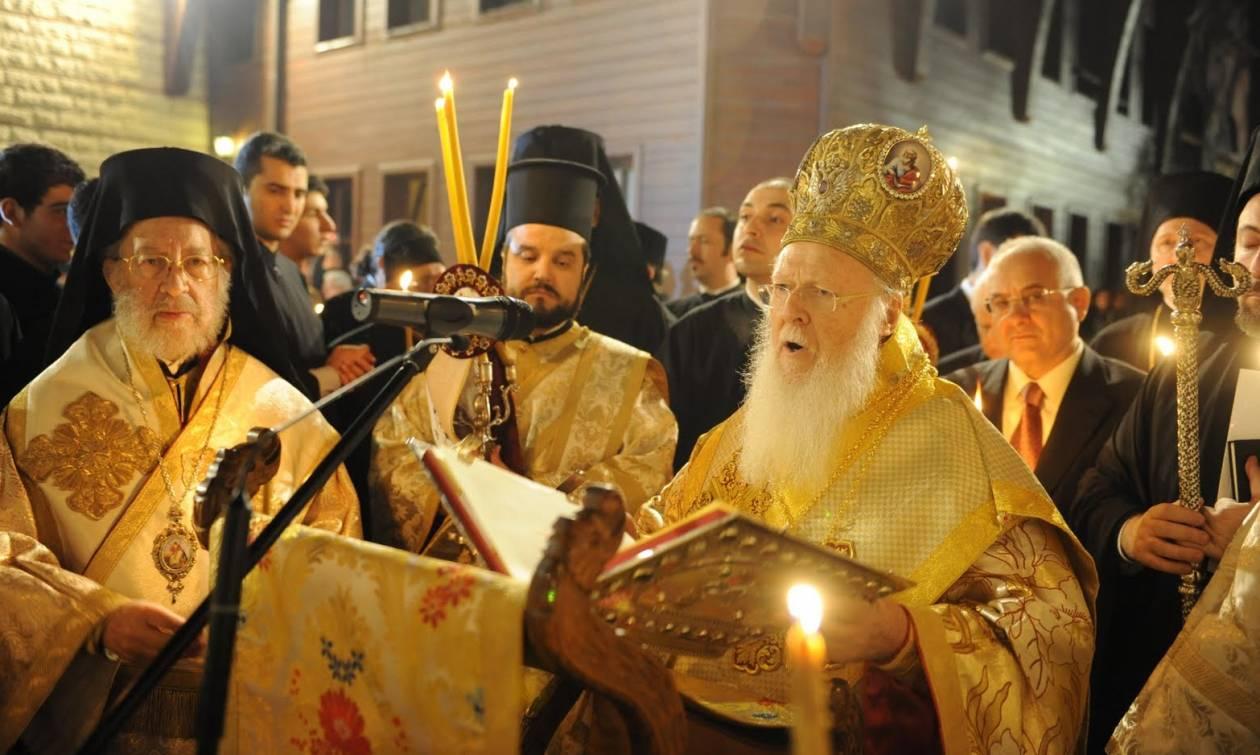 Πάσχα 2017: Δείτε ζωντανά το «Χριστός Ανέστη» απο το Οικουμενικό Πατριαρχείο