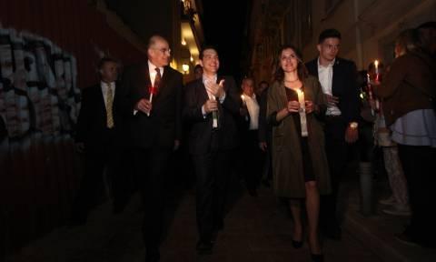 Χριστός Ανέστη: Θερμές ευχές από τον πρωθυπουργό Αλέξη Τσίπρα