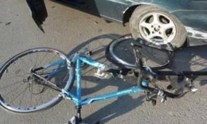 Βοιωτία: Αυτοκίνητο παρέσυρε και τραυμάτισε σοβαρά ποδηλάτη